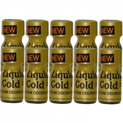 Poppers Liquid Gold 10ml 20 Flesjes