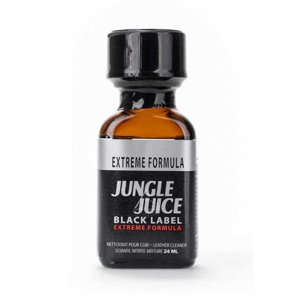 Jungle Juice Black Label Poppers 24ml 5 Flesjes