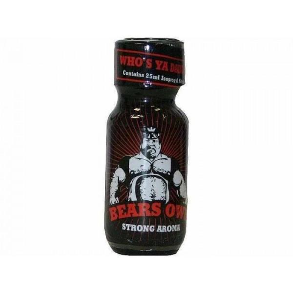 Bears Poppers Aroma 25ml 1 flesje