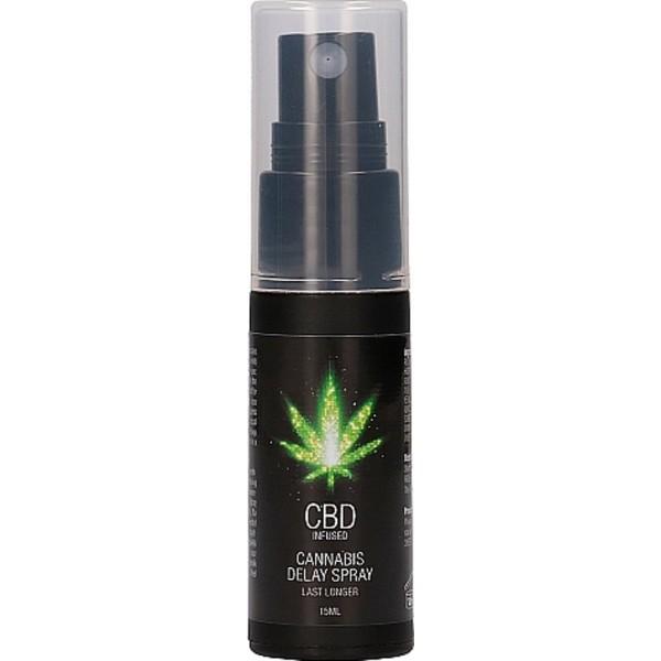 CBD Cannabis Delay Spray