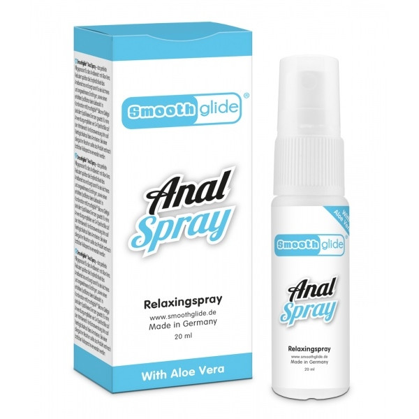 Smoothglide Anal Relaxingspray 20ml