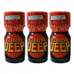 Elbow Deep Poppers Aroma 10ml 3 flesjes