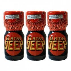 Elbow Deep Poppers Aroma 10ml 3 flesjes