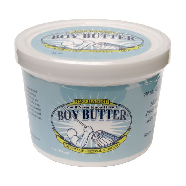 Boy Butter H2O 16 oz