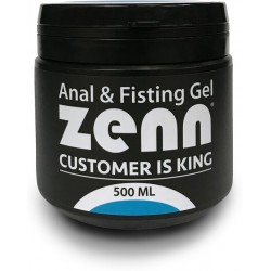 Zenn Anal & Fisting Gel 500 ml