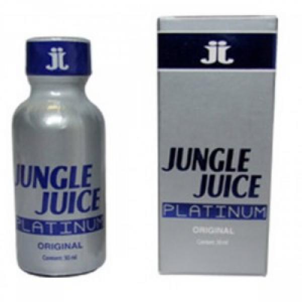 Jungle Juice Platinum Roomodorizer Leathercleaner Poppers 12 flesjes 30 ml
