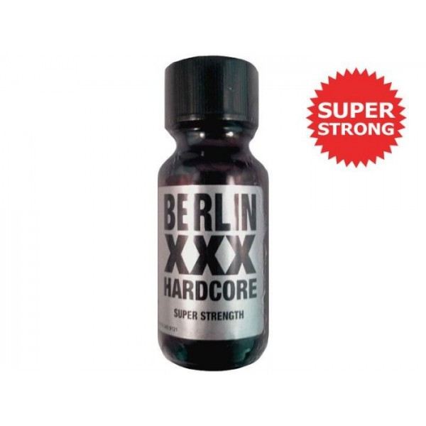 Berlin XXX Hardcore Aroma - 25ML Super Strong