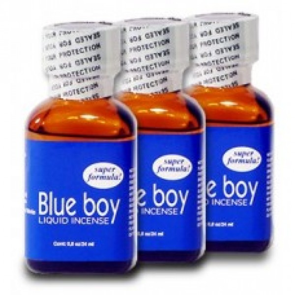 Blue Boy Leathercleaner Poppers Aroma 1 flesje 24ml