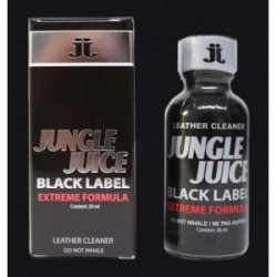 Jungle Juice Black Label Poppers 30ml 10 Flesjes
