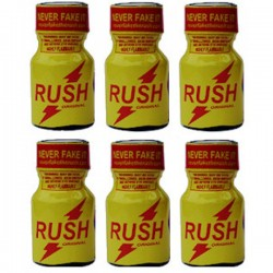 Rush Poppers Leathercleaners Roomodorizers 10 flesjes